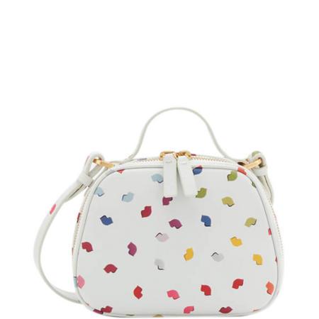 661b59728d Lulu Guinness Confetti Lip Henrietta Crossbody Bag Multicolour