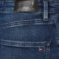 Santana High Rise Skinny Jeans