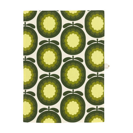 Teatowel S2 Melon Seagrass Yellow