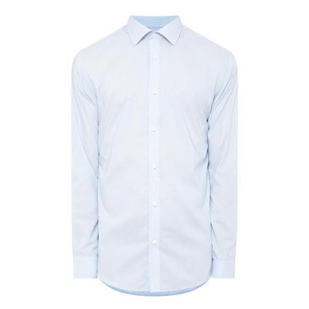 Shdonepen-Aly Dobby Shirt Blue