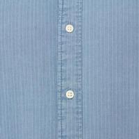 Light Wash Denim Shirt Blue