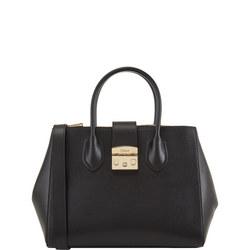Metropolis Tote Bag Black