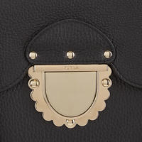 Ducale Saddle Bag Black
