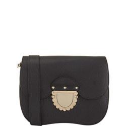 Ducale Saddle Bag Black