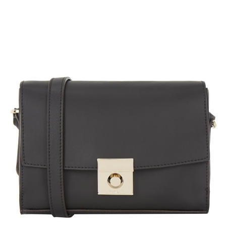 Milano Crossbody Bag Black