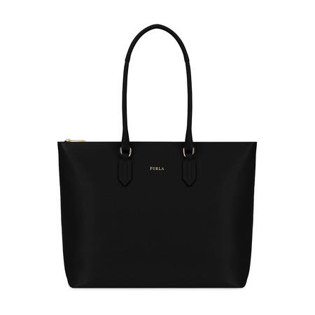 Pin Tote Bag Black