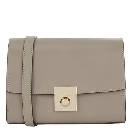 Milano Crossbody Bag Grey