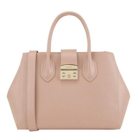 Metropolis Tote Bag Pink