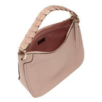 Rialto Leather Hobo Large Pink