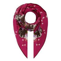 PatternScarf Pink