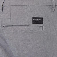 Shharval Micro-Pattern Trousers Grey