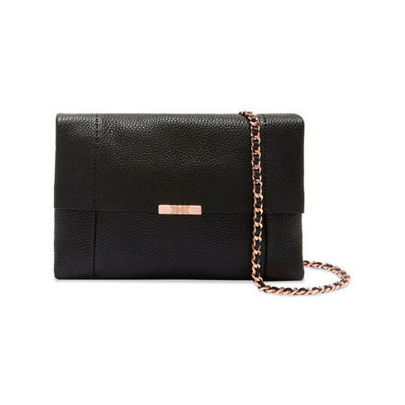 Parson Crossbody Bag Black
