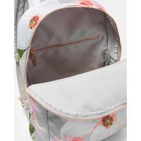 Osmoni Chatsworth Bloom Backpack Grey