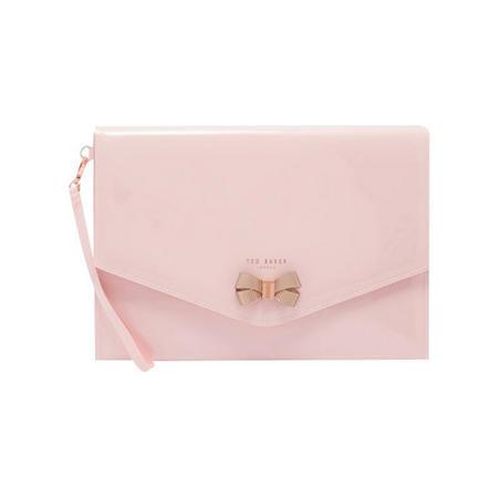 Luanne iPad Mini 4 Envelope Clutch Pink