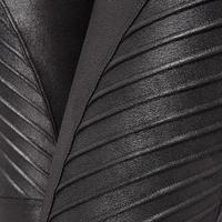 Moto Leggings Black