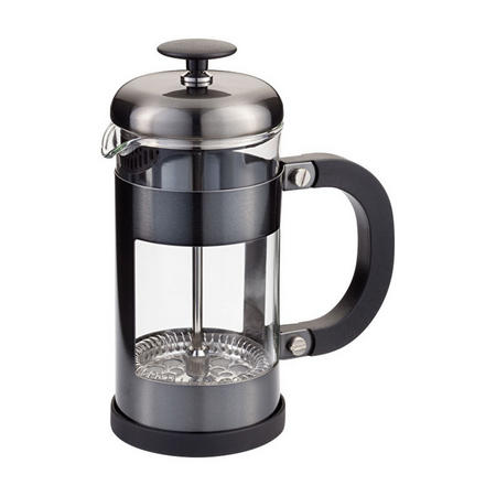 Three-Cup Glass Cafetiere
