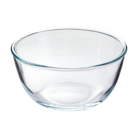 Glass Bowl 2l