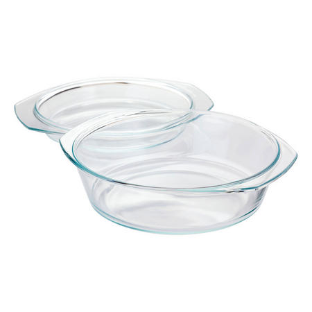 Glass Casserole Dish 2L