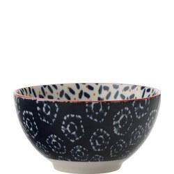 Boho  Bowl Kiraku 10Cm Blue