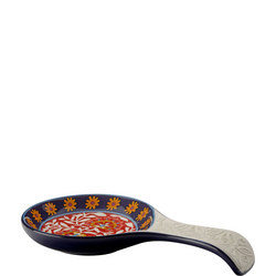 Boho Spoon Rest Multicolour