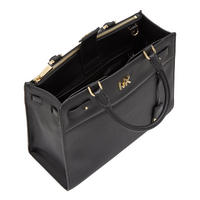 Reagan Satchel Large Black
