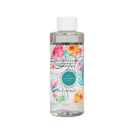 Ocean Islands Seychelles Diffuser Refill White