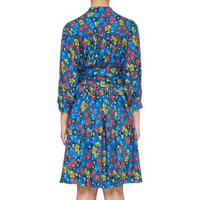 Contemporary Print Shirt Dress