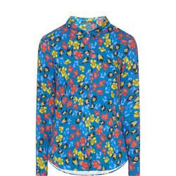 Contemporary Print Shirt