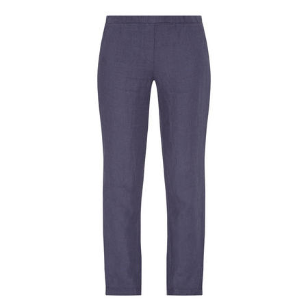Straight Fit Trousers