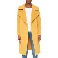Calamaio Wide Collar Coat