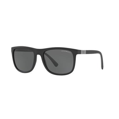 Square Sunglasses EA4079