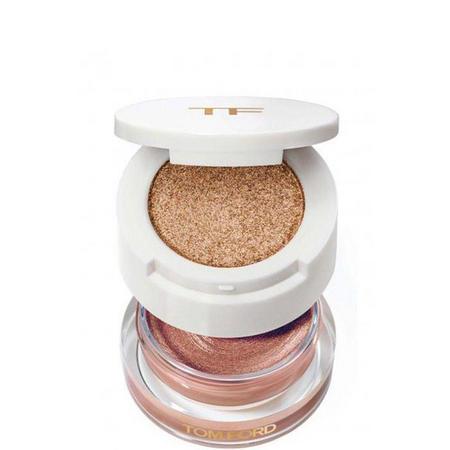 Cream And Powder Eye Colour