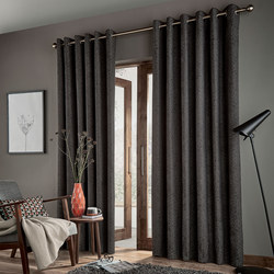 Arro Curtain Black