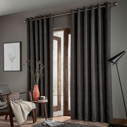 Arro Curtain Black