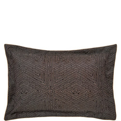 Arro Oxford Pillowcase Black