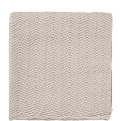 Arro Knitted Throw Black