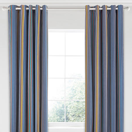 Tamar Curtain Navy