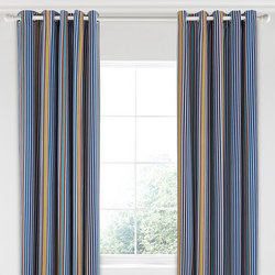 Tamar Curtain Navy
