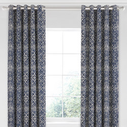 Juma Curtain Navy