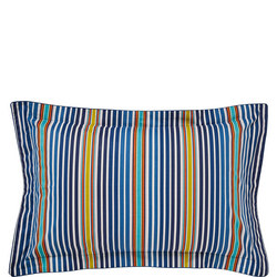 Tamar Oxford Pillowcase Navy