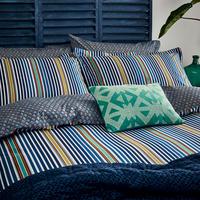 Tamar Standard Pillowcase Navy