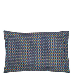 Tamar Standard Pillowcase Navy