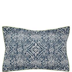 Juma Oxford Pillowcase Navy