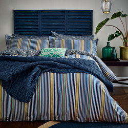 Tamar Duvet Cover Navy