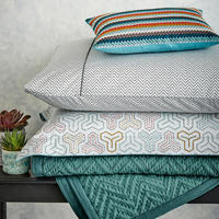 Mika Standard Pillowcase Green