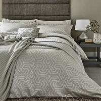 Kanza Duvet Cover  White