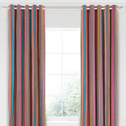 Tamar Curtain Red