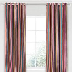 Tamar Curtain Red