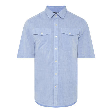Western Short Sleeve Shirt