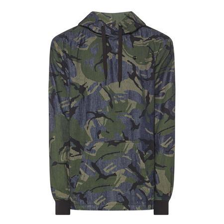 Camouflage Hoody